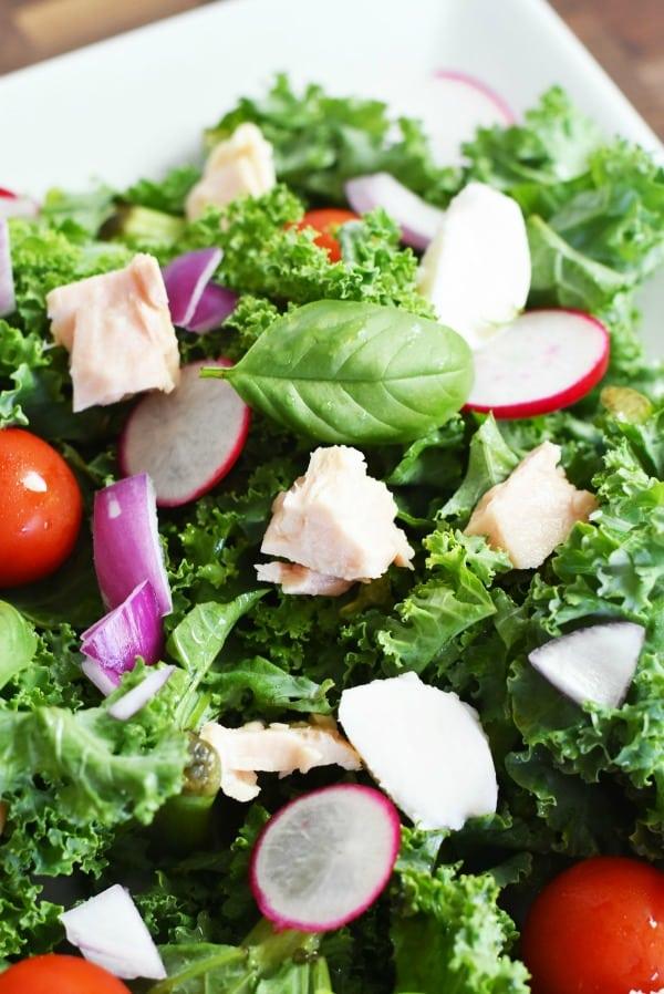 Tuna-Caprese-Salad