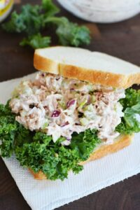 Deli Style Tuna Salad & How YOU Can Help the Hungry!