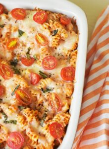 margerita-pasta-bake