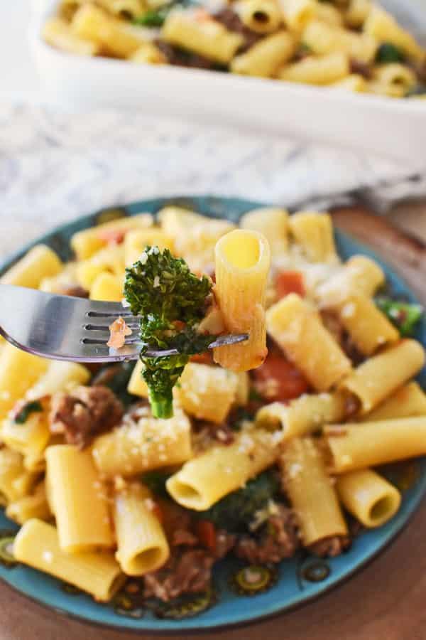 rigatoni-salsiccia-e-rapini-recipe