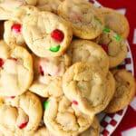 M&M-cookies-shortening