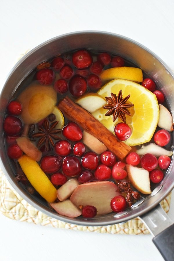 Homemade Stove Top Potpourri