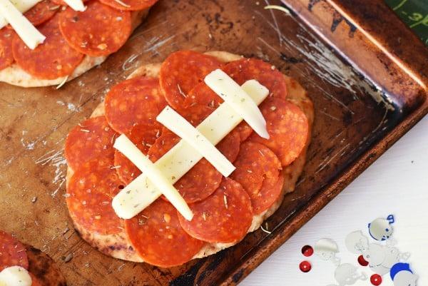 Football-pepperoni-bread