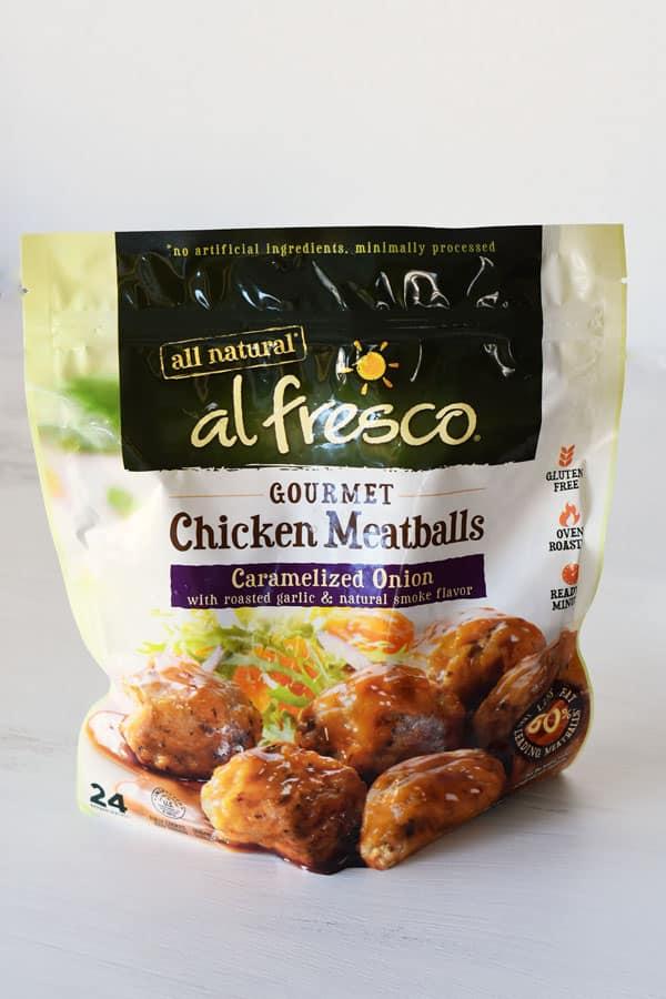 Cheesy Chicken Meatball Bombs