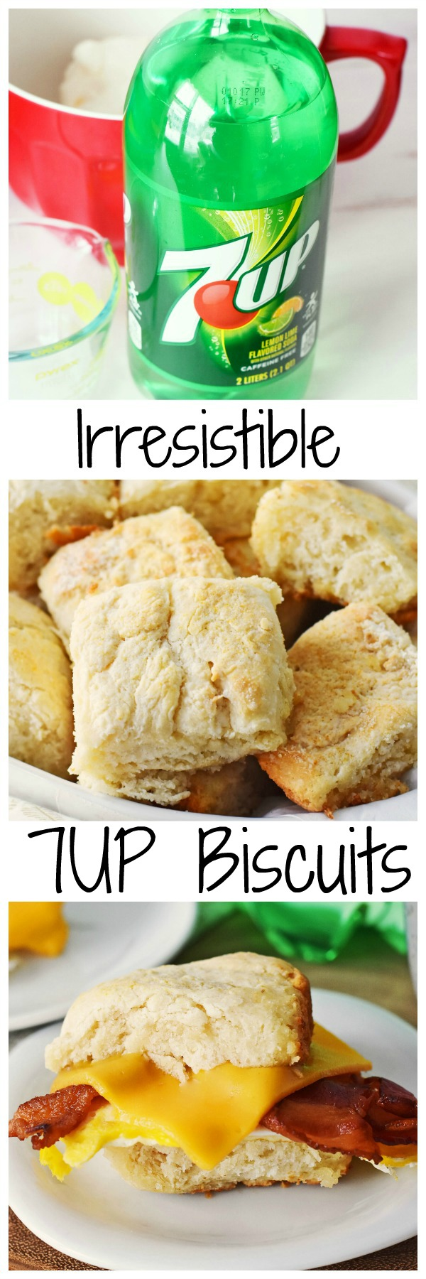 Irresistible 7UP biscuits Pin