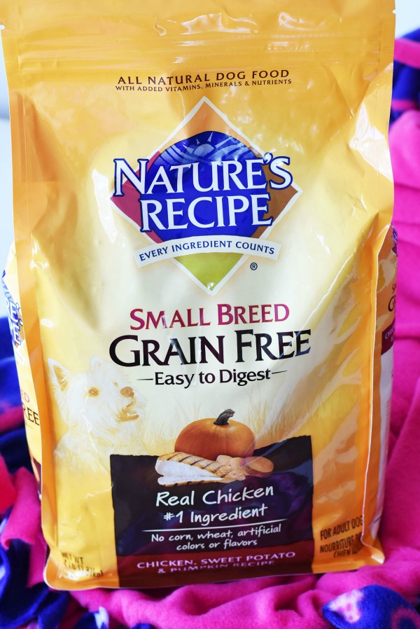 Natures Recipe Dog food