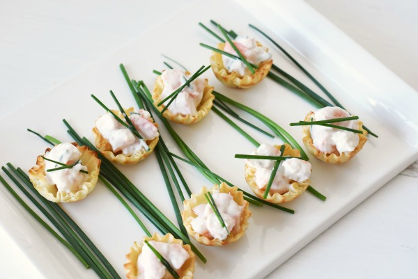 Tarragon-Shrimp-Cups