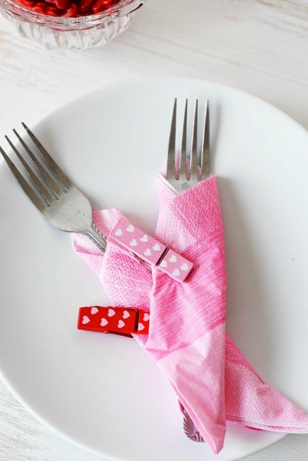 clothespin-napkins