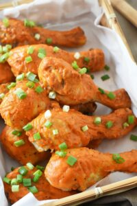 Spicy Mango Sriracha Chicken Recipe #FlavorAdventure