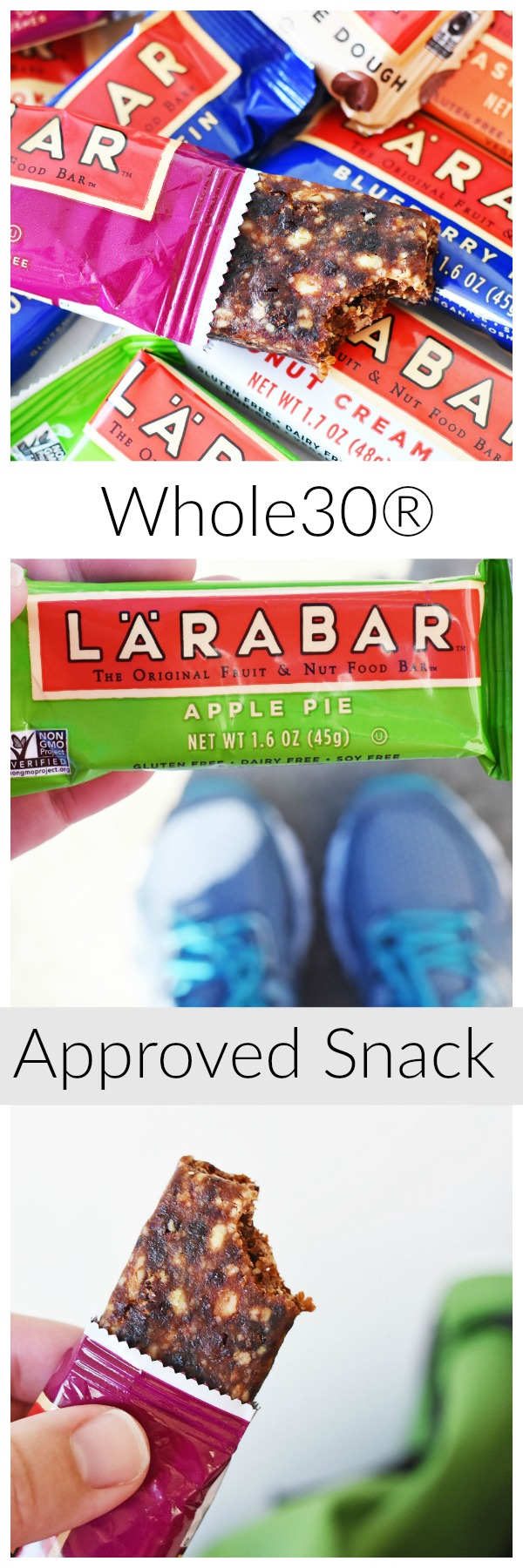 A Clean Eating, Whole30® Approved Snack, Larabar