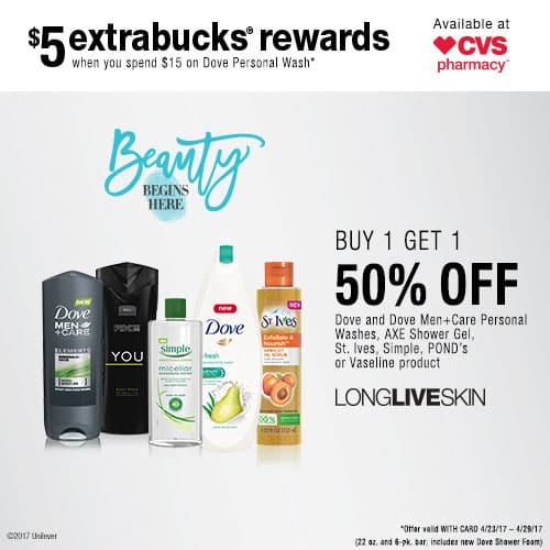 CVS Beauty Deal April