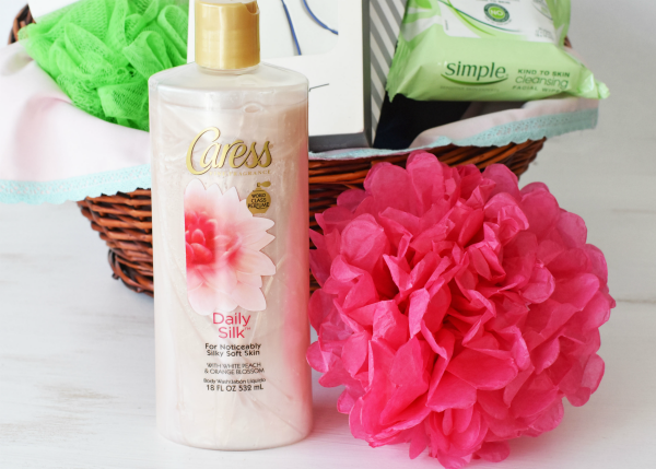 Caress Daily Silk Body wash1