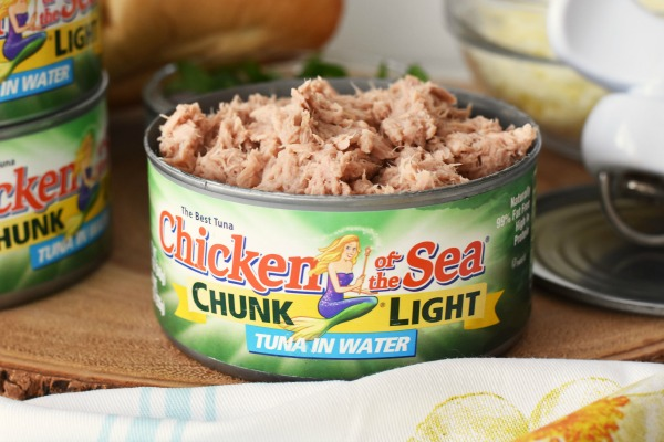 Chicken of the Sea Tuna1