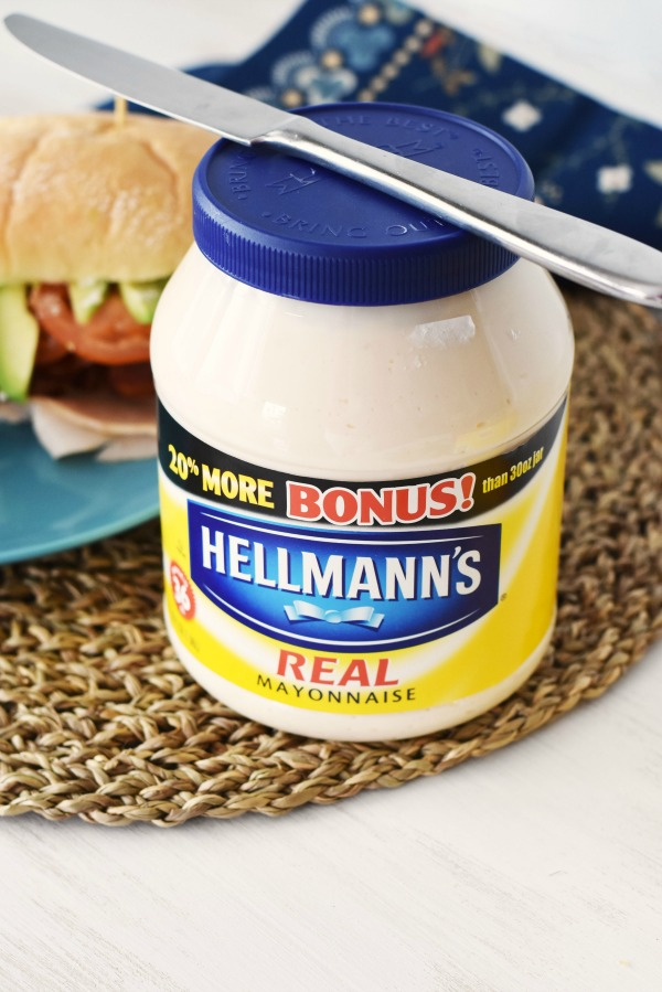Hellmanns Mayo 20 More Free
