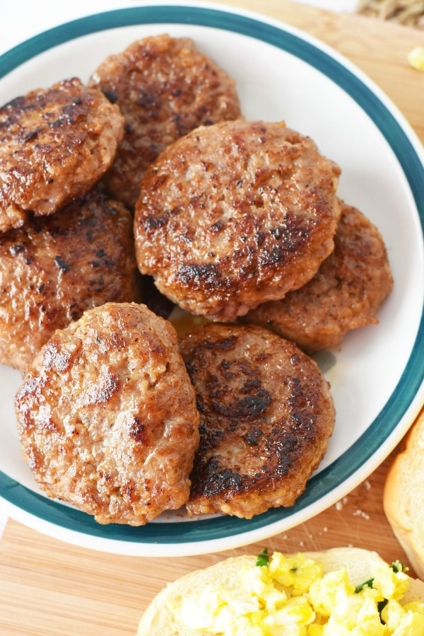 Jimmy Dean Sausage Patties1