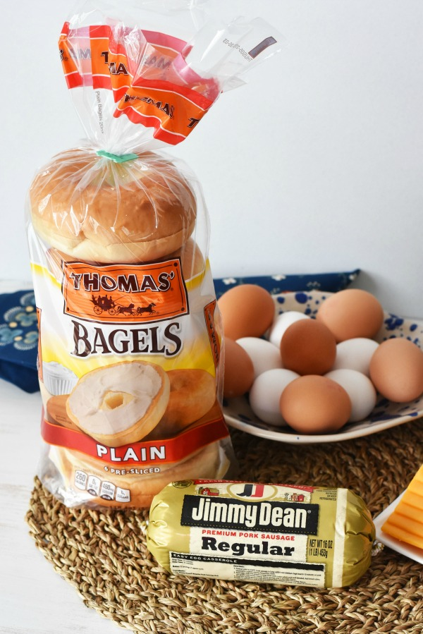 Lender Bagels Jimmy Dean1