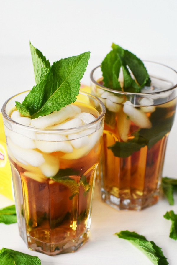 Mint Black Iced Tea1