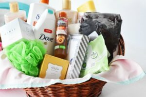 DIY Pampering Mother's Day Gift Basket Filler Ideas