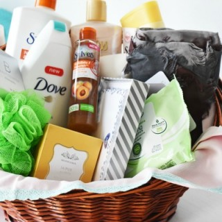 Mothers Day gift Basket Idea1