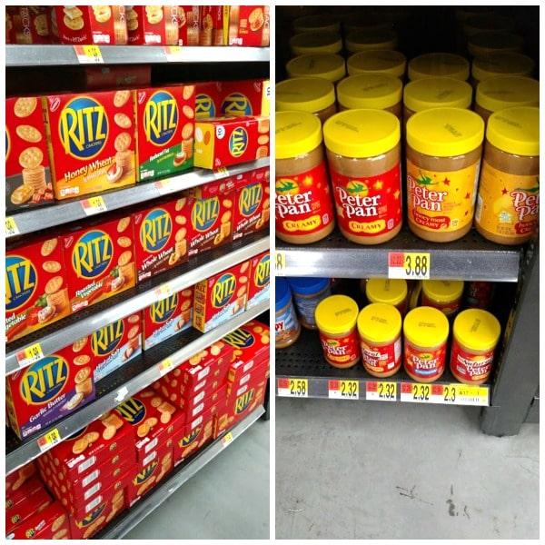 RITZ at Walmart