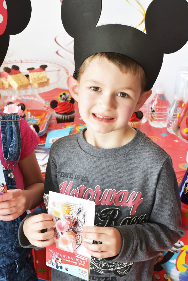 Boy with Mickey hat1