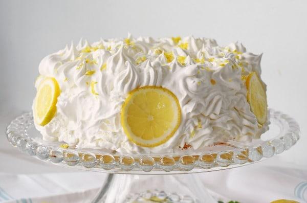 Frosted Chiffon cake1