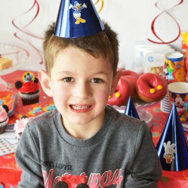 Kids Mickey Mouse Party1