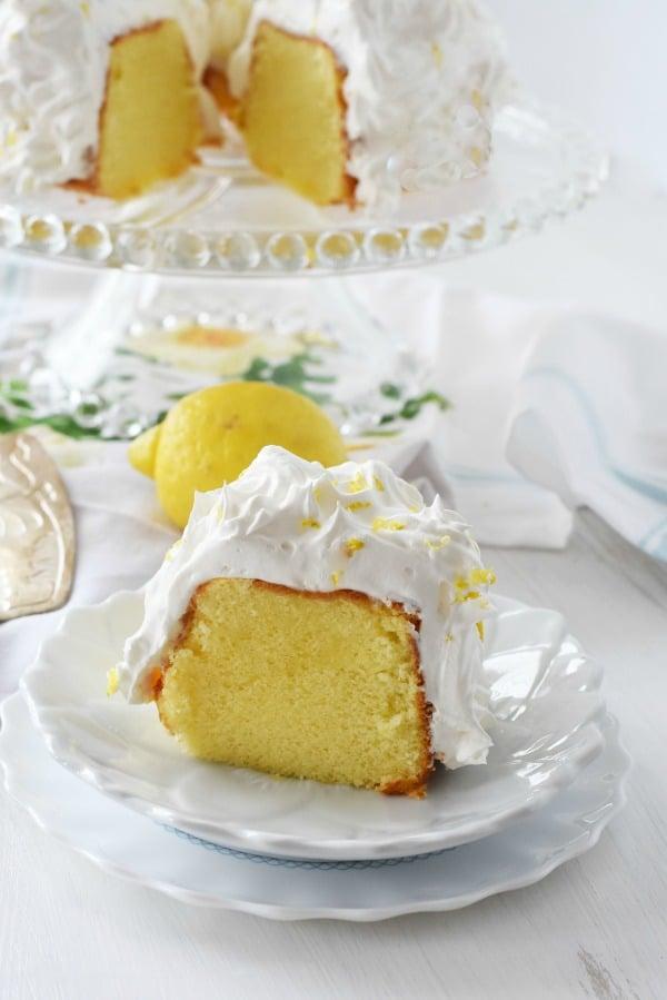 969bf231cbd0 Lemon Chiffon Cake Recipe ⋆ Savvy Saving Couple