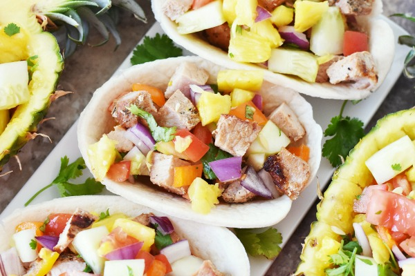 Pineapple Pork Taco Recipe1