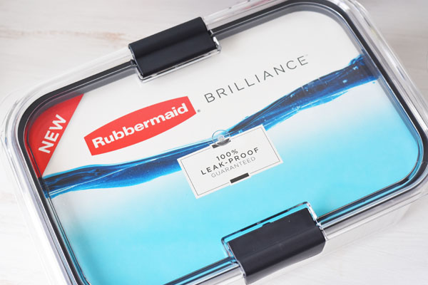 Rubbermaid Brilliance