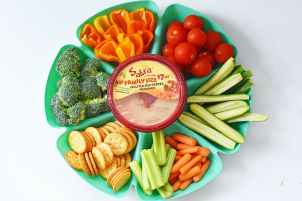 Perfect Hummus Dipping Platter1
