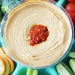 Roasted Red Pepper Hummus1