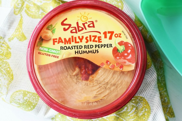 Sabra Red Pepper Hummus1