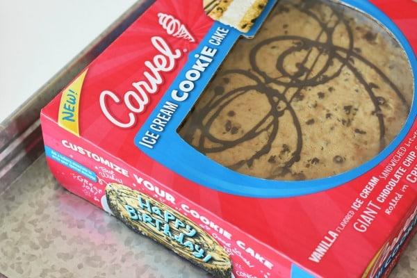 Carvel Cookie Cake