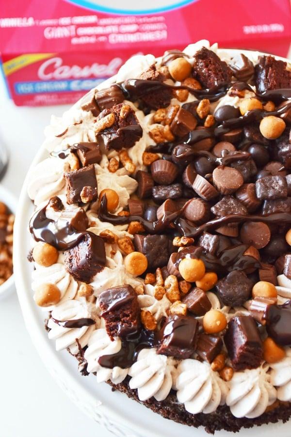 Carvel cookie pie sundae cake1