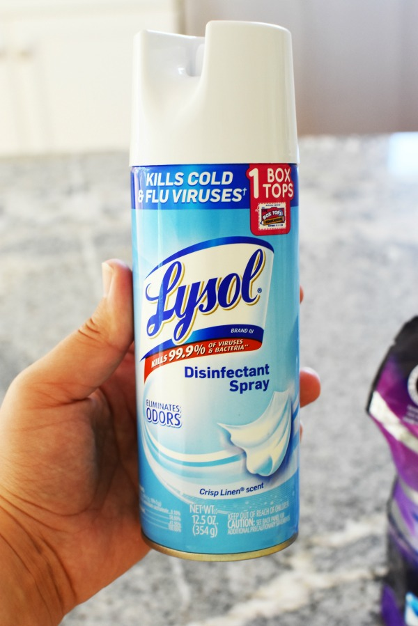 Lysol Can