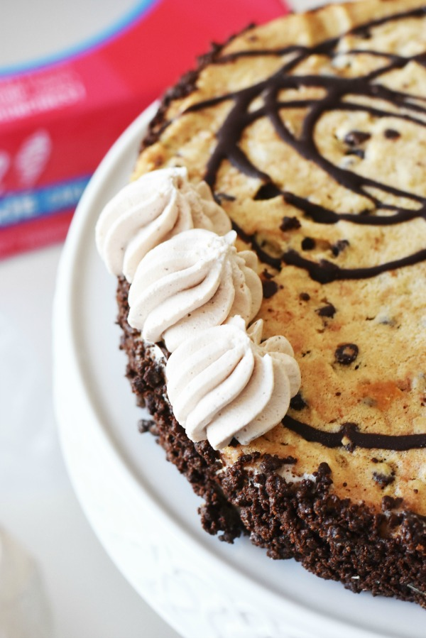 decorated Carvel cookie cake1