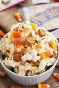 Harvest Popcorn Recipe Snack Mix
