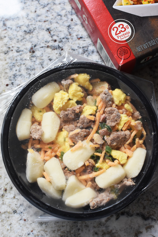 Frozen Jimmy Dean Breakfast Bowl