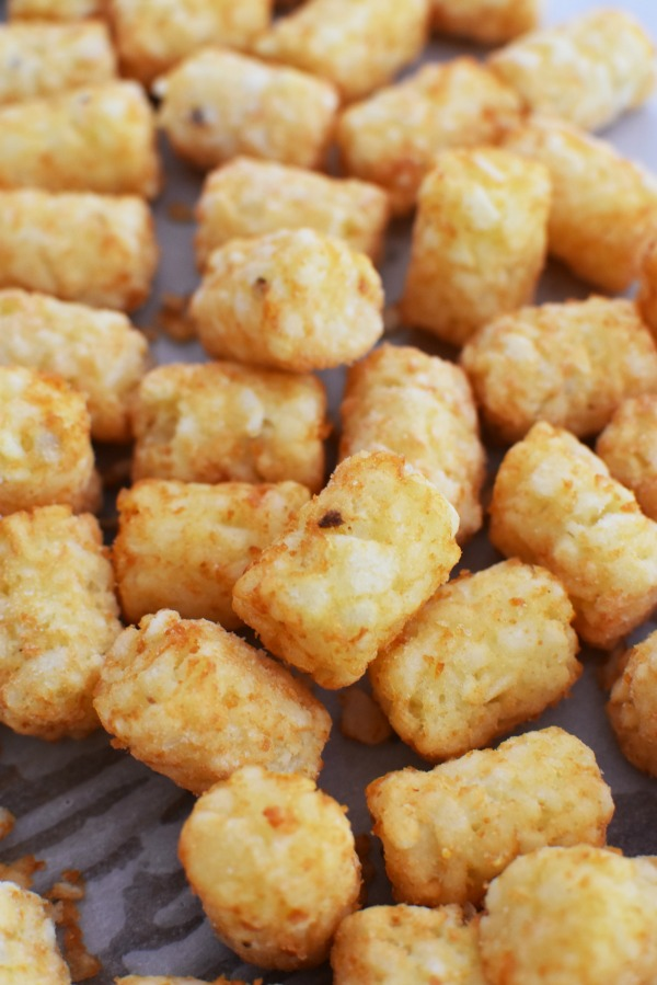 Frozen Tater Tots