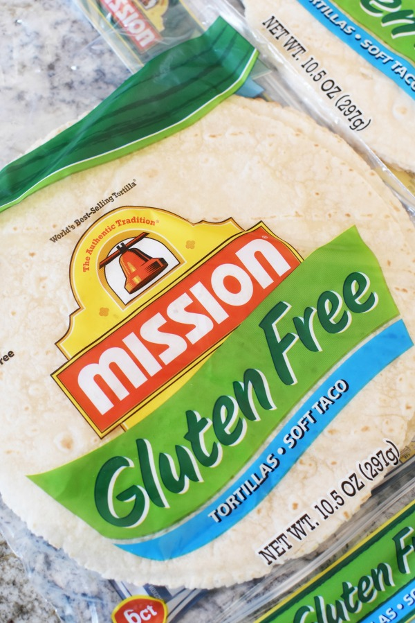 Mission Gluten Free Tortillas