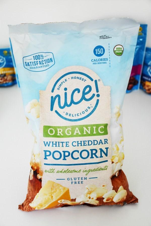 Nice Organic Popcorn