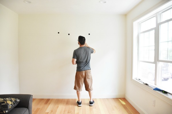 Jared Installing Timberchic dots1