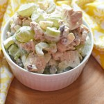 Green Grape Chicken Salad1