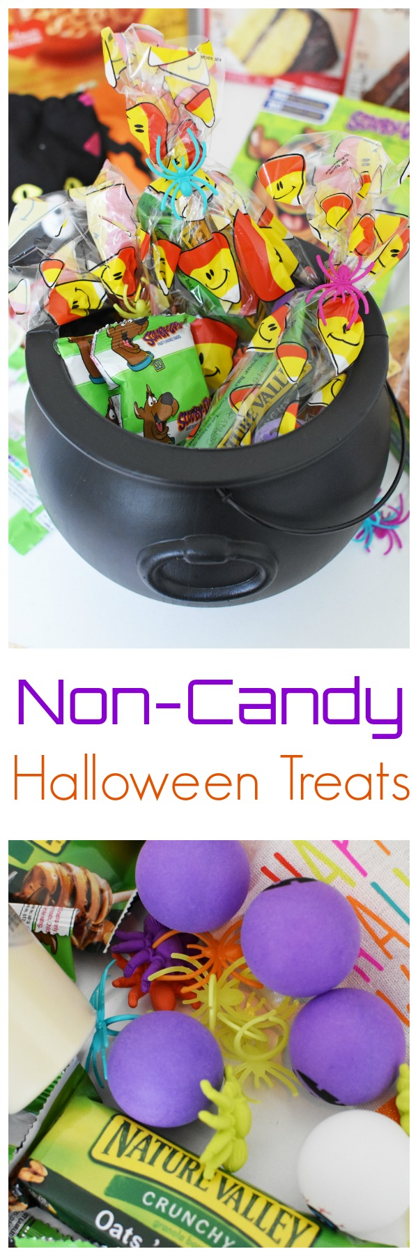 Non-Candy Halloween Ideas +a Shaw's Stock Up Sale! Get Non-Candy Halloween treats ideas and inspiration! Plus, check out Shaw's to stock up on goodies!! AD