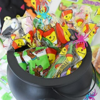 Snack Cauldron