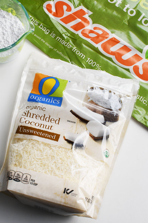 O Organics Shredded Coconut