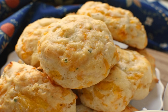 Cheddar Cheese Biscuits1