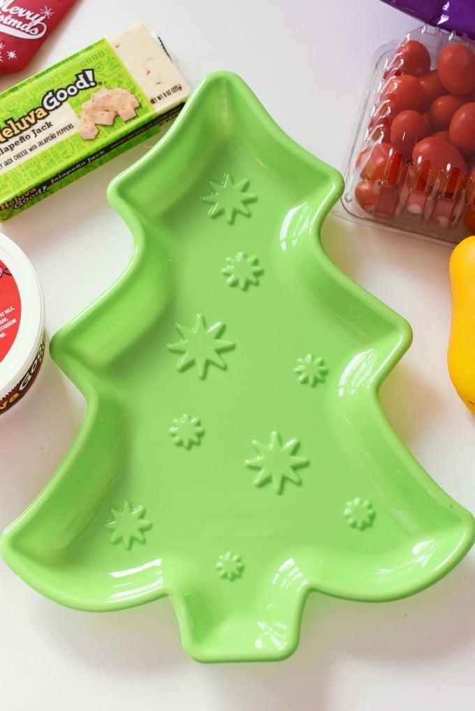 Christmas Tree Platter1