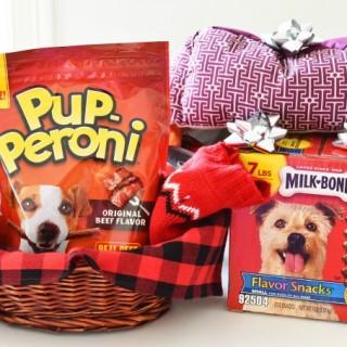 Doggie Gift Basket Idea1